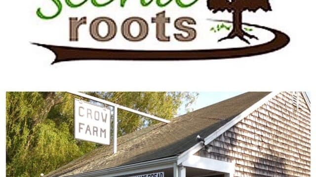 Crow Farm produce, along with their jams, jellies and salad dressings, will now be sold at Scenic Roots.