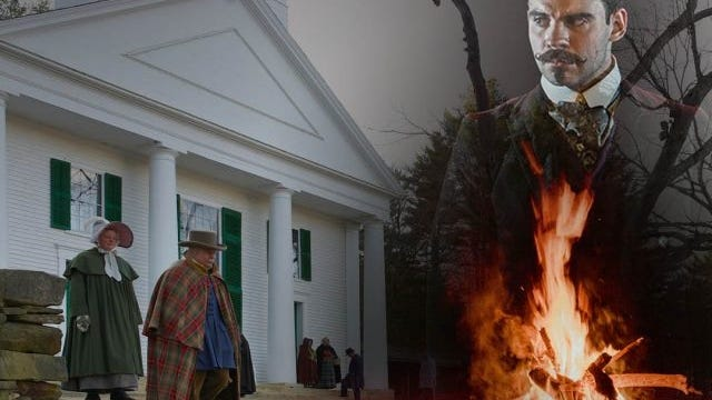 Phantoms & Fire brings a new twist to the Halloween season with a series of haunting outdoor performances and seasonal activities for all ages.