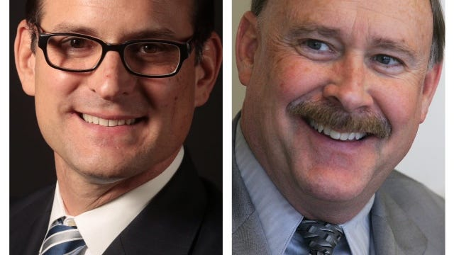 District Attorney Paul Zellerbach conceded the election to his challenger, Senior Deputy DA Mike Hestrin, on Wednesday.