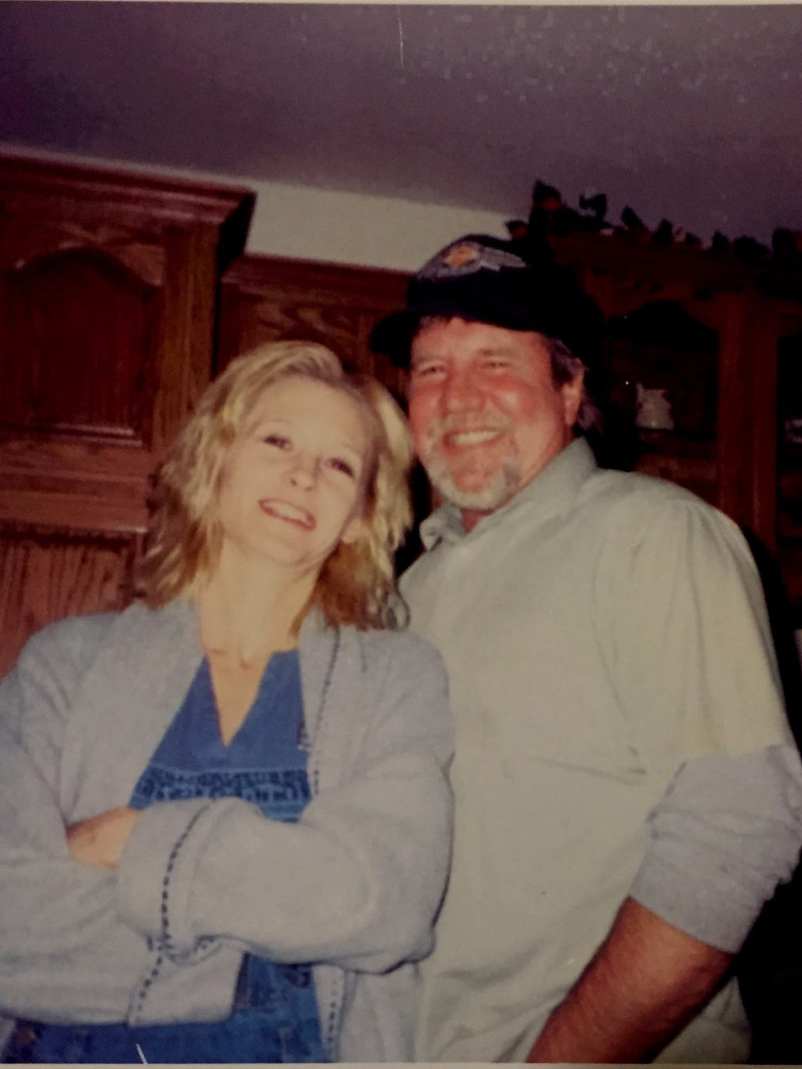 Lisa and Brad Jennings had been married 18 years.