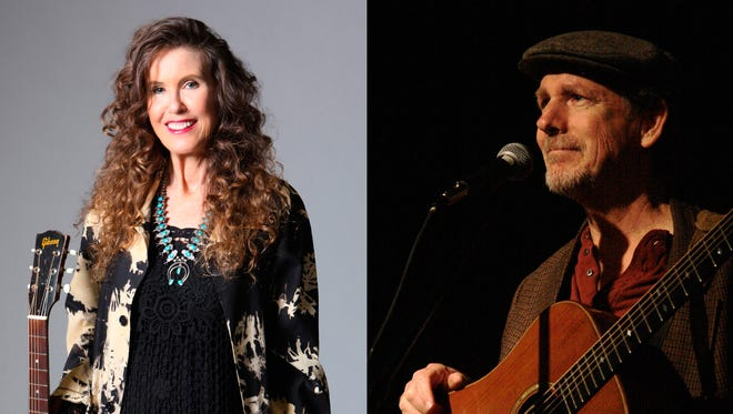 Britta Lee Shain and Severin Browne will perform on Aug. 17 and 18 in St. George and Cedar City.