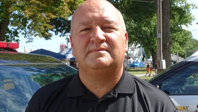 Sandusky County Sheriff Captain Steve Stotz named to take over administrative duties at Sandusky County Sheriff's Office after indictment of sheriff Kyle Overmyer and retirement of chief deputy Bruce Hirt.