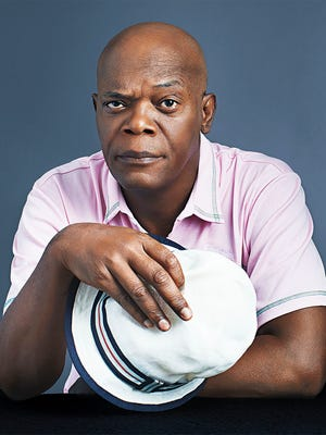 Samuel L. Jackson gives a lengthy interview in the October issue of 'Playboy.'