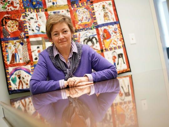 Karen DeRasmo, executive director of Prevent Child Abuse Delaware.