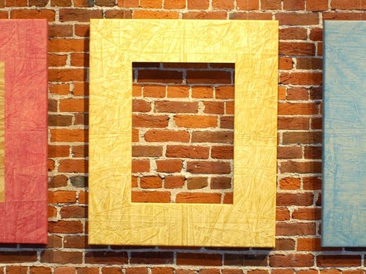 Oil on wood panels by Kristy Deetz