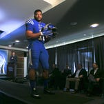 Video | UK LB Courtney Love taking leadership role