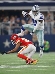 This time, it appears Ezekiel Elliott is going to have