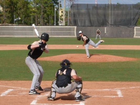 Baseball: First practice, Sam Crocker