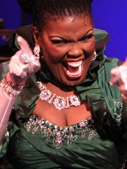 Angela Brown will perform with the Indianapolis Symphony