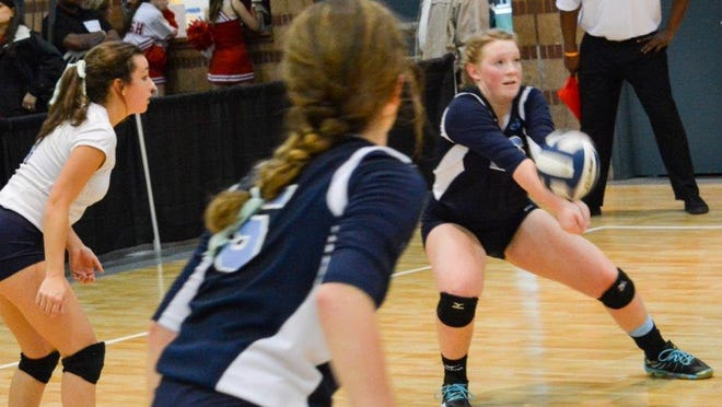Ascension Episcopal knocked off six-time state champion Country Day on Friday in a five-game thriller.