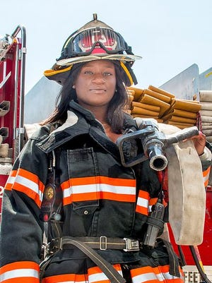 A Yonkers firefighter