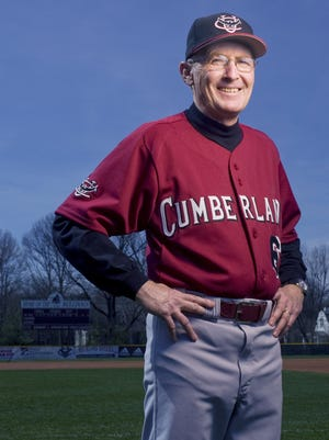 Woody Hunt, 67, has led Cumberland's baseball team to three NAIA national championships (2004, 2010, 2014) and two runner-up finishes (1995, 2006) during his 37-year head coaching career. With a record of 1,565-716-5,Hunt's teams have appeared in 12 NAIA World Series. Cumberland's baseball stadium is named in Hunt's honor..