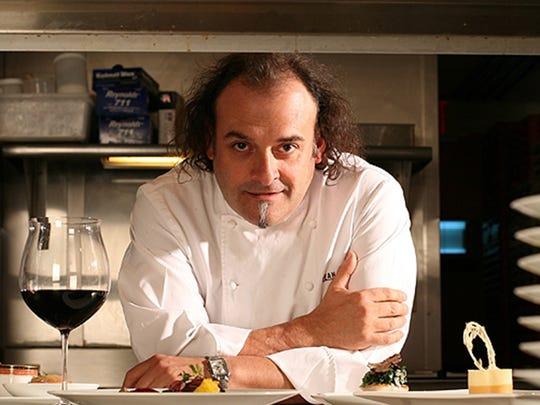 Chef Jean-Robert de Cavel