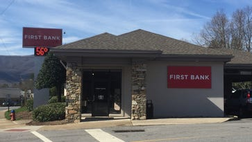 Asheville Savings Bank, community institution for 82 years, becomes part of First Bank