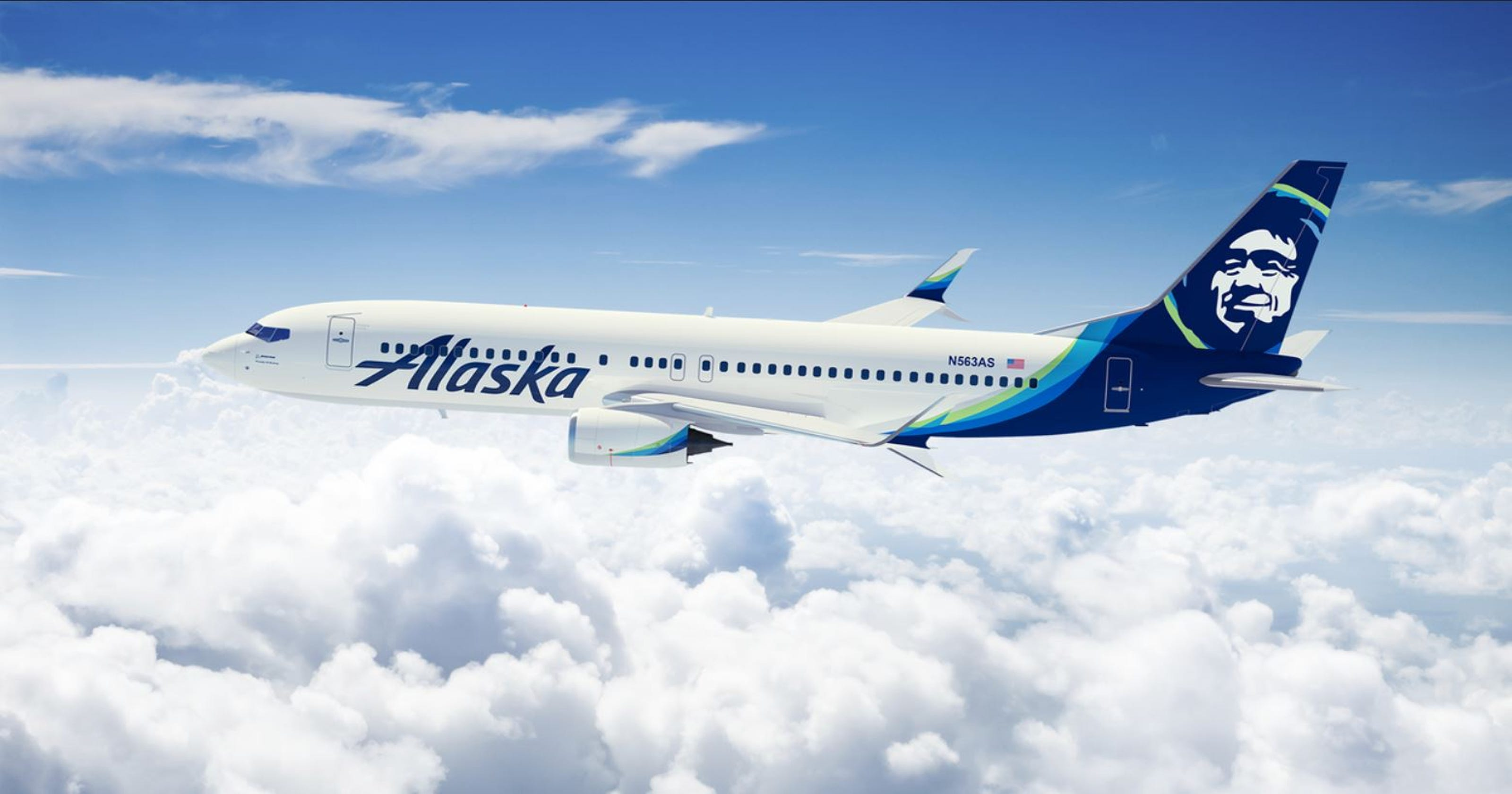 622fbbac3f Alaska Airlines flight diverted due to odor  3 crew members hospitalized