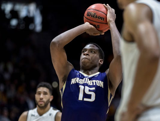 NCAA Basketball: Washington at California