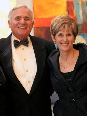 At Notre Dame Academy's annual recognition award luncheon on Feb. 25, William and Sue Butler will receive the Sister Mary Reina Arlinghaus Award for exemplifying the mission of Notre Dame through their service, community involvement, and philanthropic endeavors.