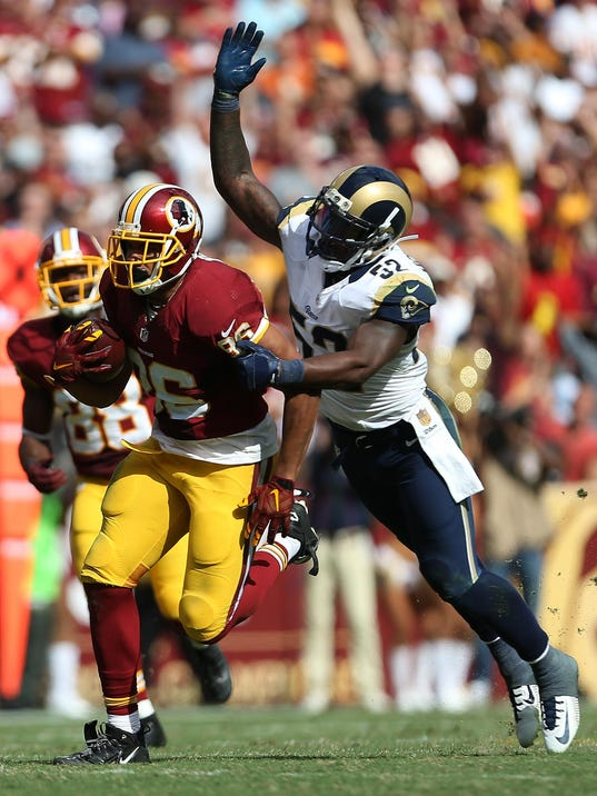 St Louis Rams v Washington Redskins