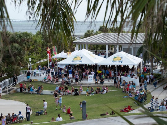 The Sierra Band will take the amphitheatre stage from 4 to 7 p.m. Sunday at Indian RiverSide Park in Jensen Beach.