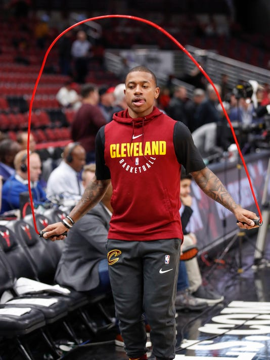 USP NBA: CLEVELAND CAVALIERS AT CHICAGO BULLS S BKN CHI CLE USA IL