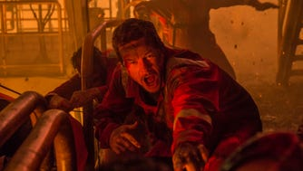 Mark Wahlberg stars as chief electrician Mike Williams in the disaster film 'Deepwater Horizon.'