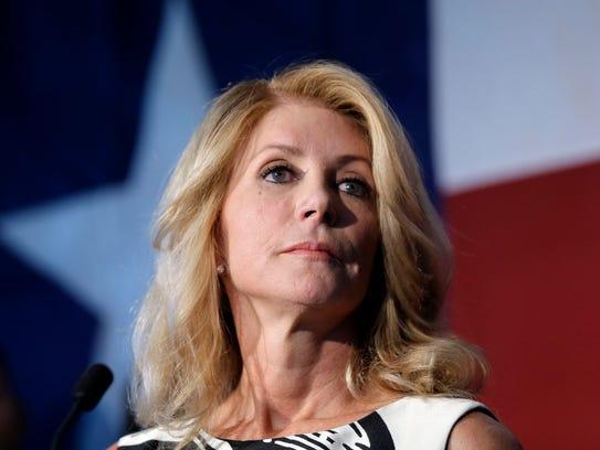 Former Texas state senator Wendy Davis told the Supreme