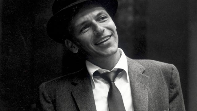 Frank Sinatra: The Chairman of the Boardwalk.