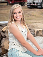 Darian Meyer, the daughter of Gene and Deitera Meyer of Lynnville, plans to study biology at Indiana State University.