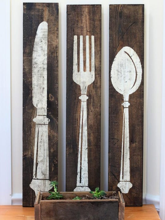 KITCHEN - Knife, Fork, Spoon 3 6x32