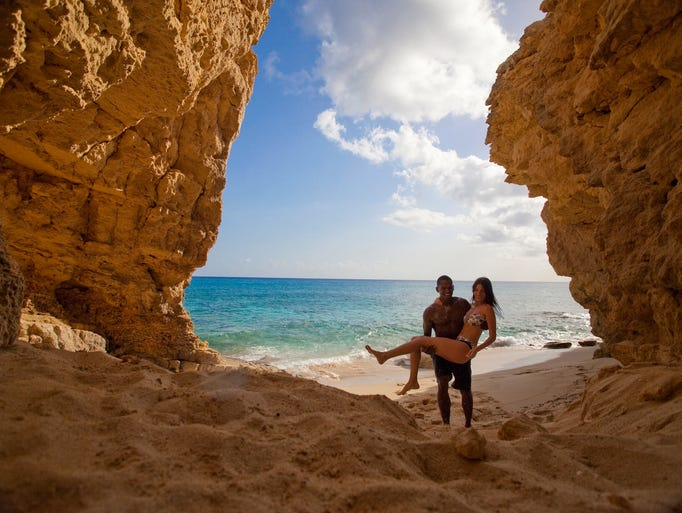 Vote for the most romantic caribbean island for Top 10 vacation spots couples