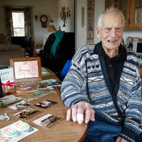 Manitowoc County man celebrates 100 years