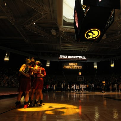 Raw becomes refined: Next year's Hawkeyes look like NCAA tourney team