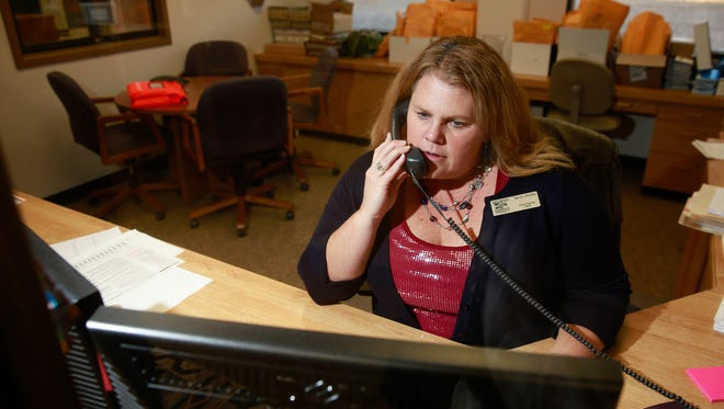 San Juan County Clerk Tanya Shelby says a move to close her office on Fridays will help the county save money on utilities.