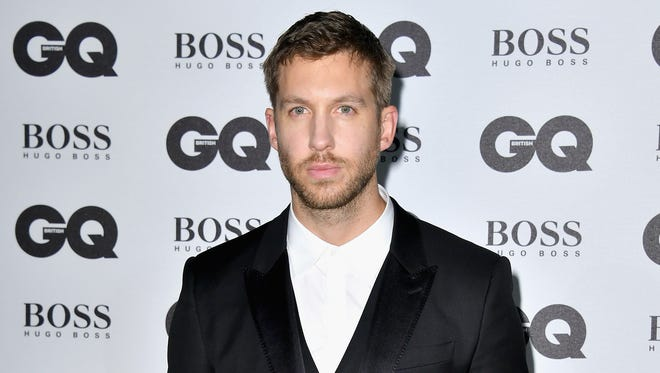 Calvin Harris told 'British GQ' why it had to be that way.