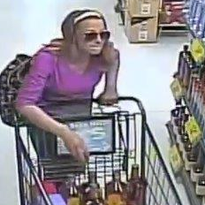 Oak Creek police seek help in identifying woman suspected of stealing nearly $1,000 of alcohol