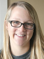 Lindsay Schroeder, a North Liberty resident.