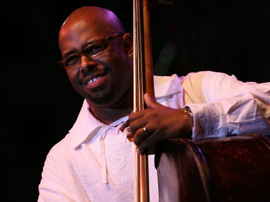 Jazz bassist Christian McBride is among Mack Avenue Records' latest Grammy nominees.