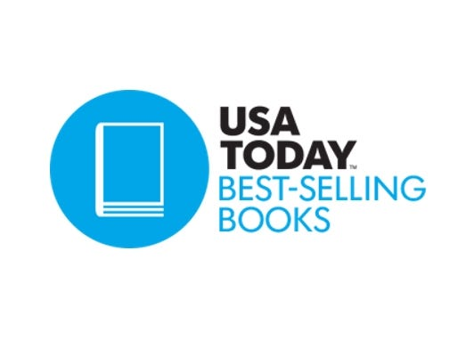 Be the first to see the USA TODAY's Best Selling Books Top 150!