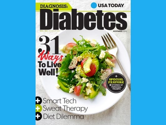 November is National Diabetes Month.