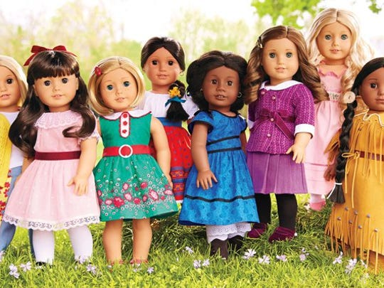 American Girl club will meet at the Anderson County Library this week.