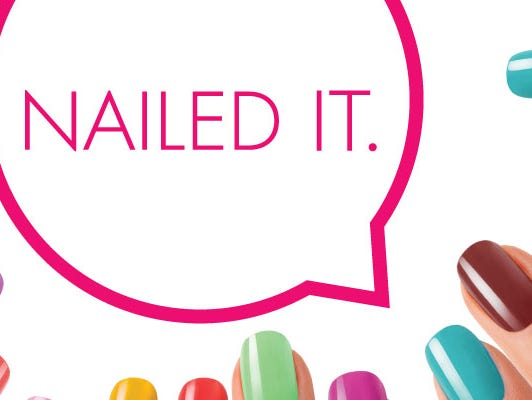 We're treating one lucky Insider with a trip to the nail salon (of your choice!) Enter 3/10-4/02