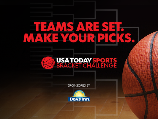 Pick your brackets through Thursday 12pm. You could win $1000 just for playing.