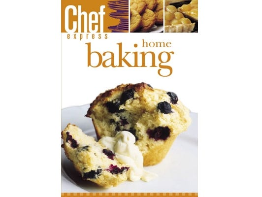 Download this eCookbook for delicious baked-goods recipes.