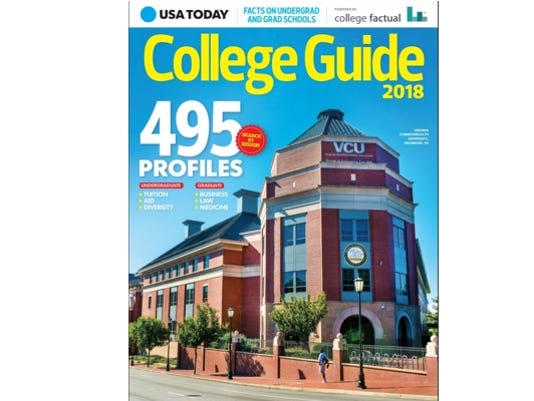 USA TODAY's College Guide