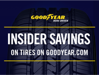 Goodyear.com Savings