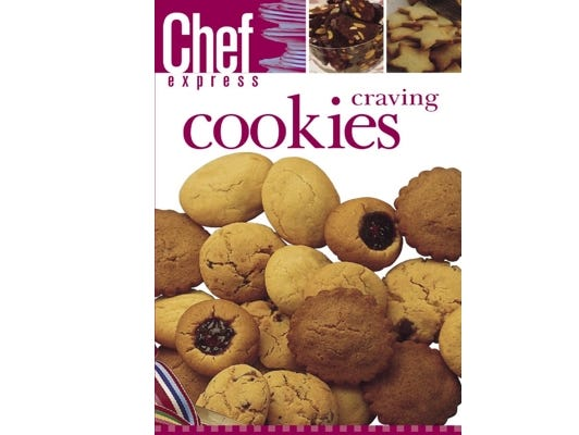 Enjoy this downloadable e-cookbook filled with sweet cookie recipes.
