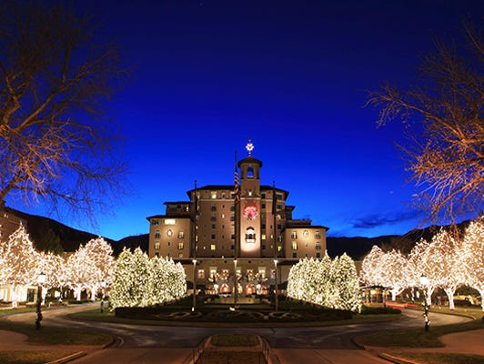 The Broadmoor, a luxury Colorado Springs resort,  is offering members an exclusive deal this winter.