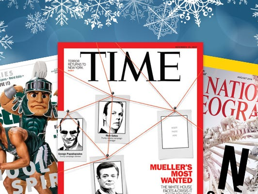 Get a free 3-month trial of your favorite magazines for just a $1 processing fee.