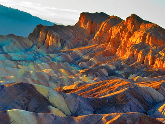 Winner + guest will win a trip to an American oasis in Death Valley National Park. Enter now - Jan 31.