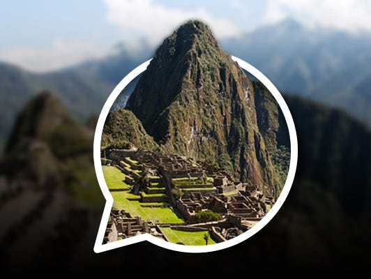 Enter to win a trip for two to Peru: tour guides, airfare and more!